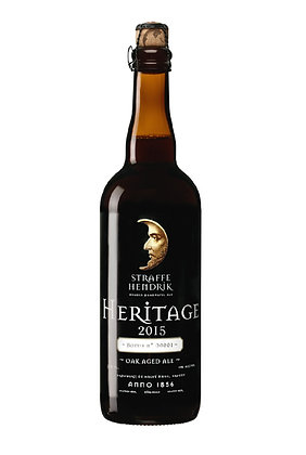 Heritage Straffe Hendrik - 75cl