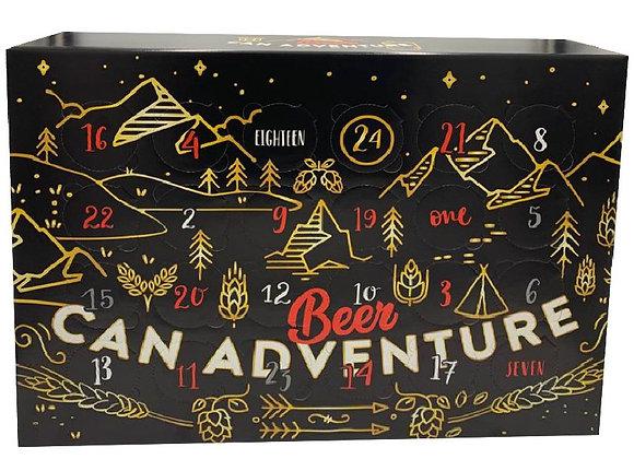 Can- Adventure - 24 Lattine Miste - 33cl/35.5cl