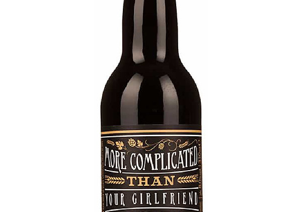 More Complicated Than Your Girlfriend - 33cl