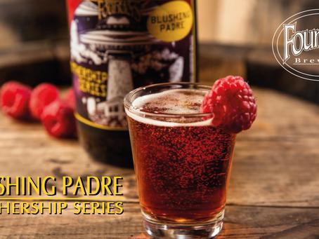 Arriva la Blushing Padre di Founders Brewing Co. l'ultima Release della serie Mothership.