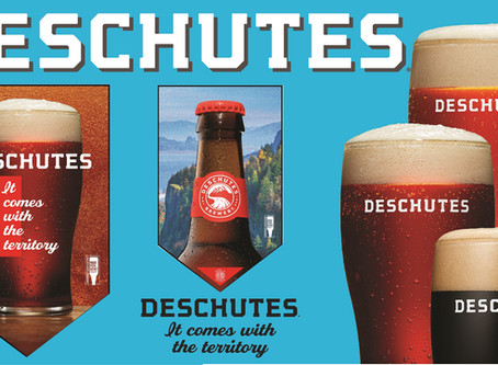 DESCHUTES BREWERY… it comes with the territory