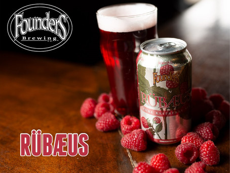 Founders Rubaeus: Fruits of Labor!