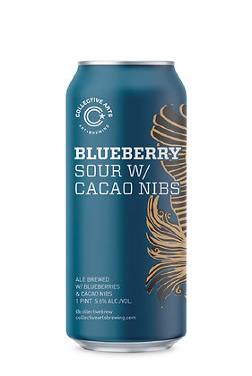 Blueberry Sour w/Cacao Nibs   - 47.3cl