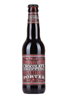 Raspberry Dipping Chocolate Dripping Super Trouper - 33cl