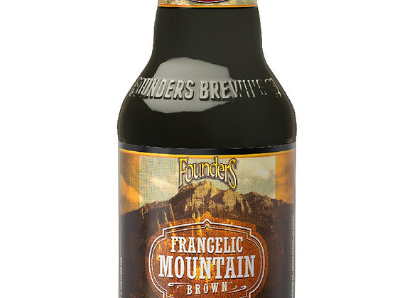 Frangelic Mountain Brown - 35.5cl