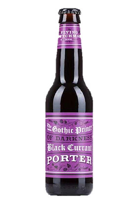 The Gothic Prince Of Darkness Black Currant Porter - 33cl
