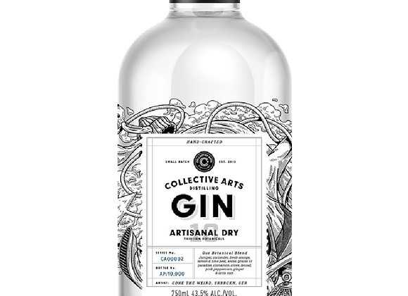 Gin Artisanal Dry - cl 750
