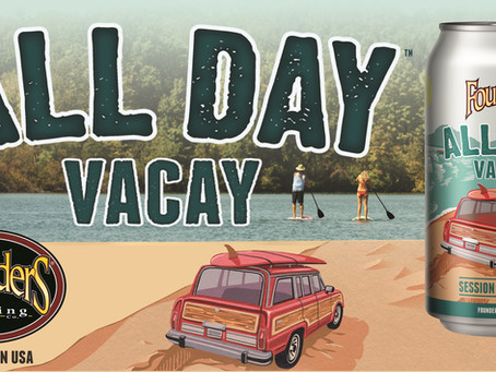 NEW BEER RELEASE: ALL DAY VACAY - JUST IN TIME FOR SUMMER!