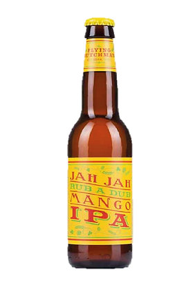 Jah Jah Rub A Dub Mango Ipa - 33cl