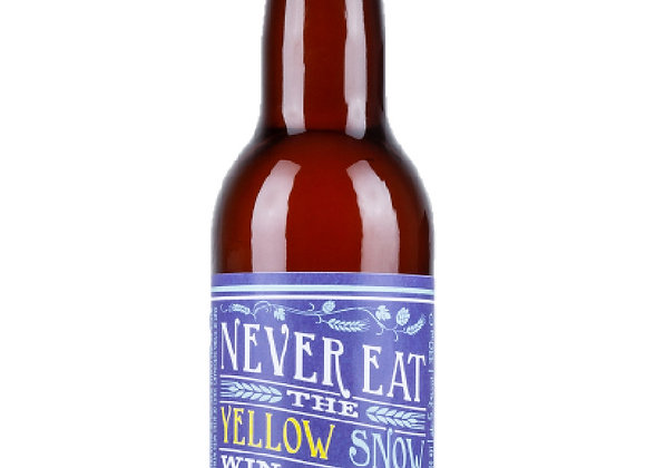 Never Eat The Yellow Snow Tfd - 33cl