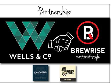 Comunicato stampa - Wells & C0 e Brewrise Srl