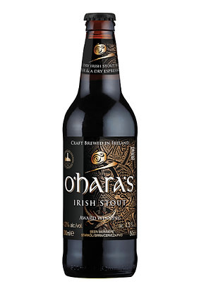 O'Hara's Irish Stout - 50cl