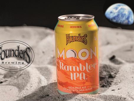 Moon Rambler IPA: a un passo dalla luna!
