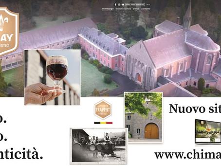 BIERES DE CHIMAY: il nuovo sito è online