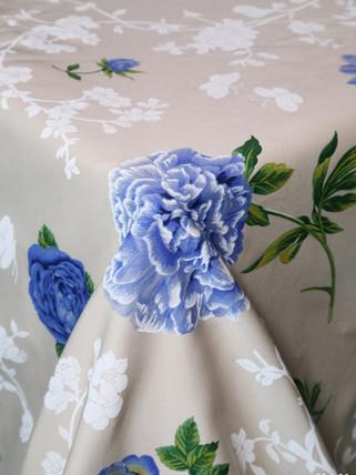 Sapphire Blue Peony