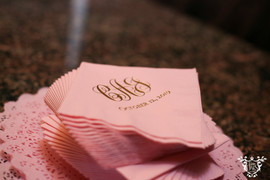 Custom-printed Napkins