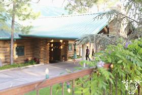 Lodge Porte Cochere
