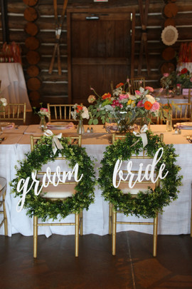 Dining Tables: White Panama Linen Napkins: Ice Pink Polyester Chairs: Gold Chiavari China was rented on behalf of the client