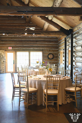 "Dining Table Linen: Taupe Panama Sweetheart Table Linen: Taupe Panama with French Lace Overlay  Napkins: Sandlewood Cotton Placematch: Parchment Doilies Chairs: Gold Chiavari Chair ""weaving"": Champagne voile chiffon Florist: TK Design Cake: Ludgers Photo Credit: Sarah Baker Photography 