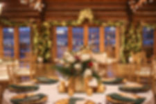Five Oaks Lodge Christmas
