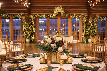 Five Oaks Lodge Christmas