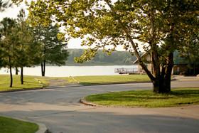 Driveway Approach to Lake