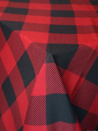 Buffalo Check Polyester
