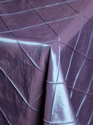 Wisteria Purple Pintuck