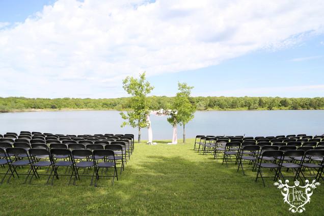 April | Lawn Ceremony