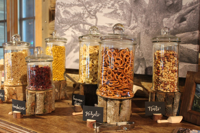 Trail Mix Bar