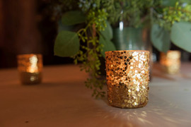 Our Gold Votives