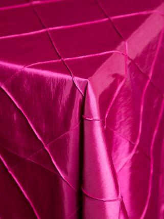 Raspberry Pink Pintuck