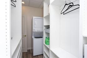 Closet - Laundry
