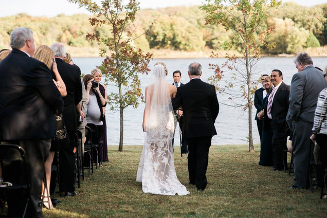 Late October | Lawn Ceremony