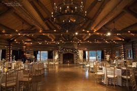 Indoor Ceremony & Reception Setup