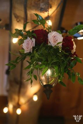 Hanging Floral-Light ELement