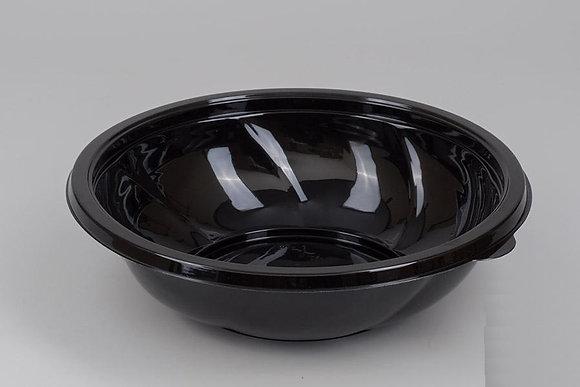 Контейнер СпК-190-1000мл 189*64,5мм черный (И) (300/75) / ПолиЭр