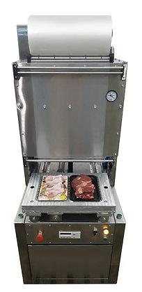 Запайщик полуавтоматический средний вакуумный Heffler-pack