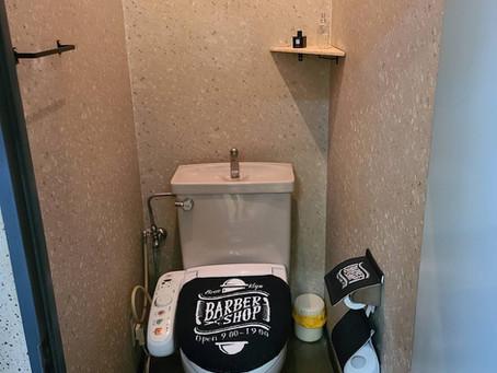 【トイレもちょっとリメイク♪】