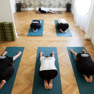 Yogaraum Gleis14 Olten