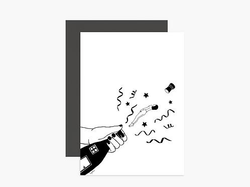 גלויה - After party