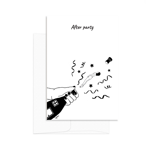 Card -After party