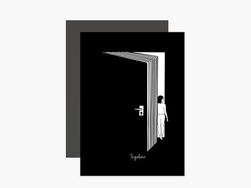 גלויה - Escape room