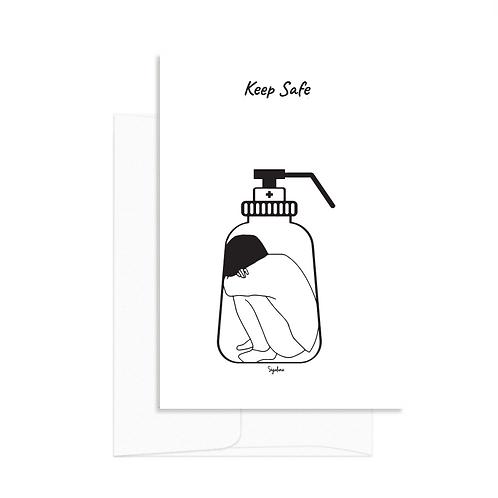 Card - Keep Safe