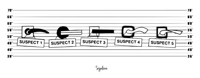 Suspected Doors