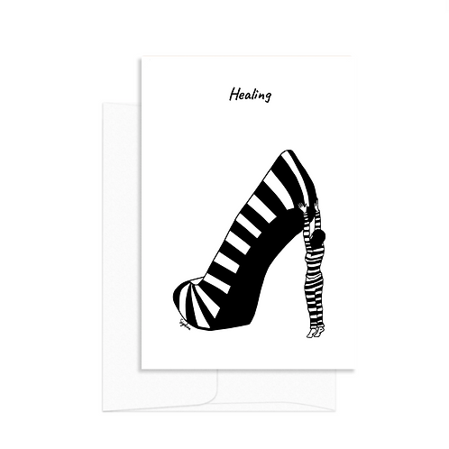 Card -Healing