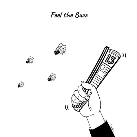 Feel the Buzz