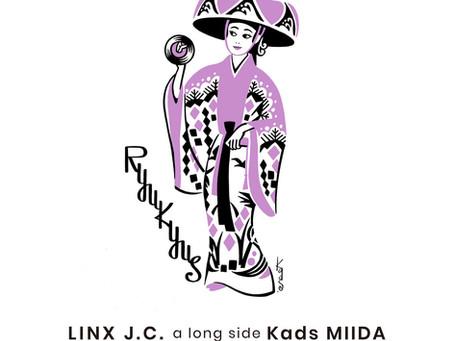"""""""LINX × Kads MIIDA -HANAGASA TEE""""名古屋限定カラー発売のお知らせ。"""