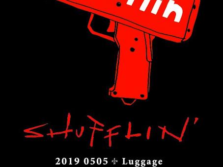 5/5(日)|Shufflin'
