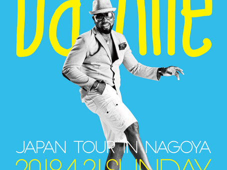 4/21(日)|timeforlivin' & jam's TACOS presents[ -Da'ville Japan Tour in Nagoya- ]